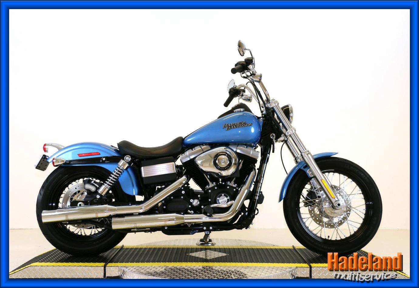 2011 HD Street Bob 326918