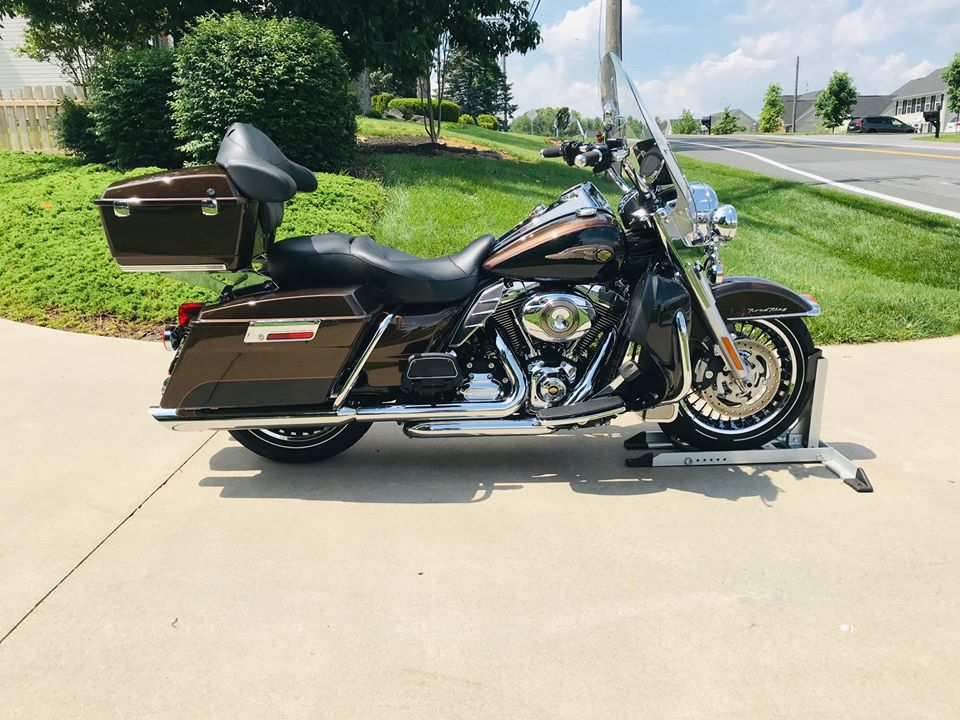 2013 H-D® Road King 110Th