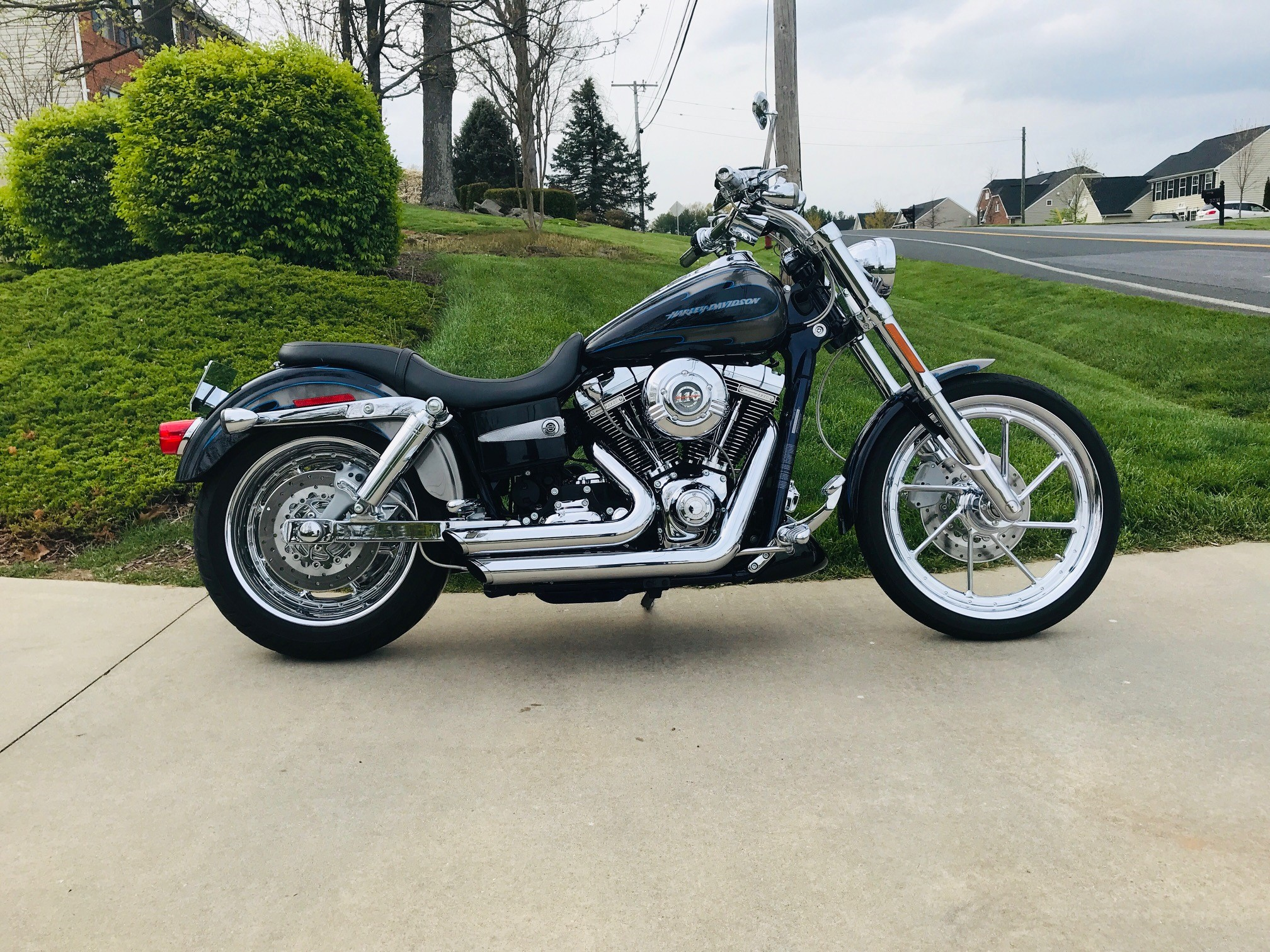 2007 H-D® FXDSE Dyna CVO