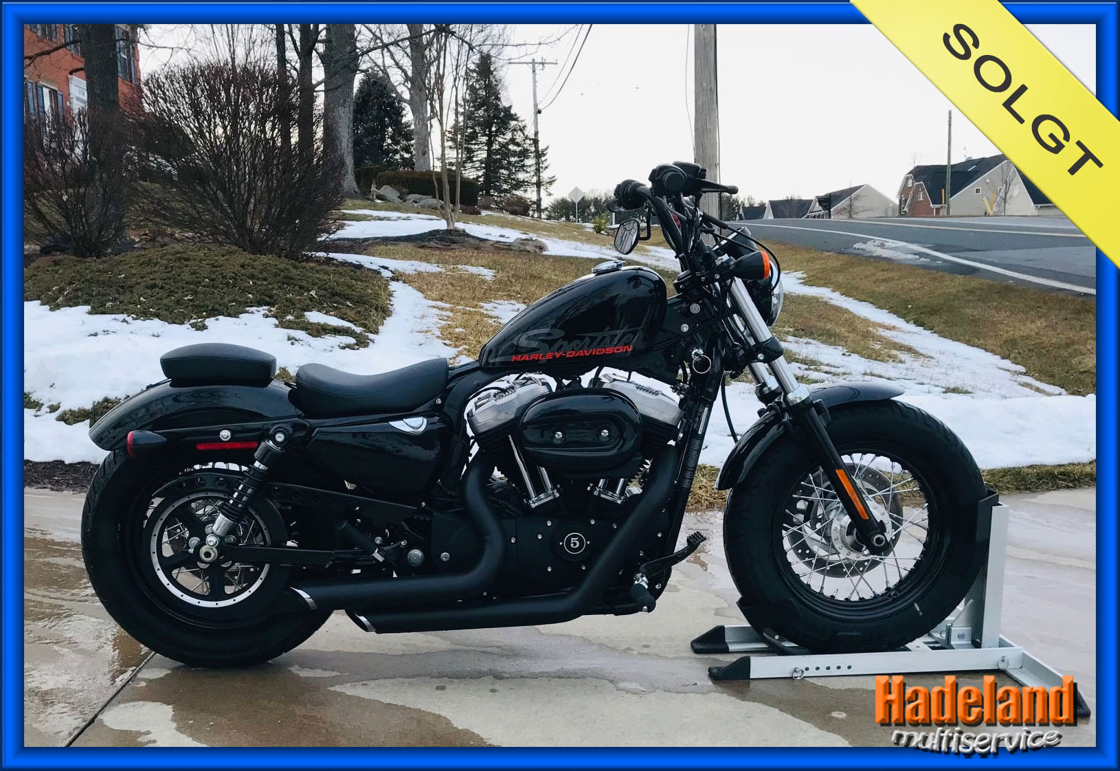 2010 H-D® XL1200X / Forty-Eight 48